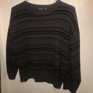 Vintage knitted sweatshirt